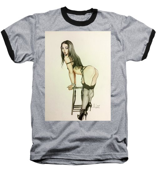 Jessica Baseball T-Shirt