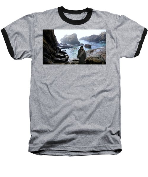 Jesus Christ- Be Not Dismayed For I Am Your God Baseball T-Shirt
