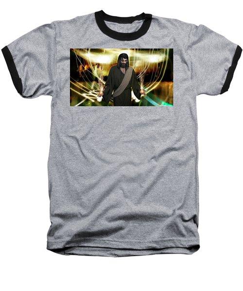 Jesus Christ- God Shines In Glorious Radiance Baseball T-Shirt