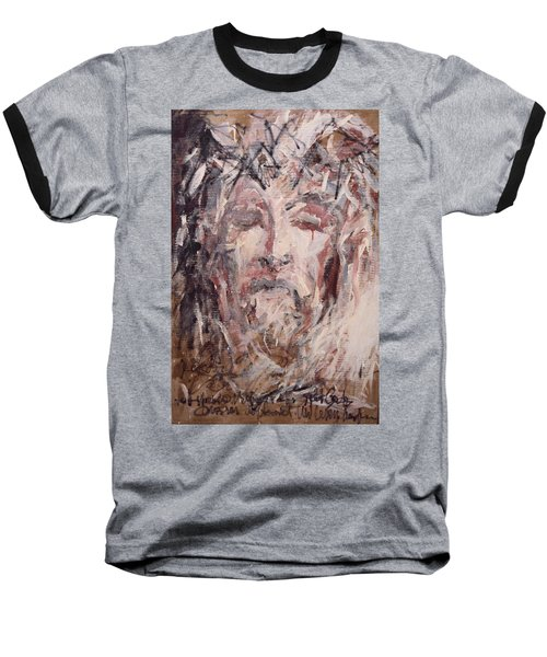 Jesus Christ Baseball T-Shirt