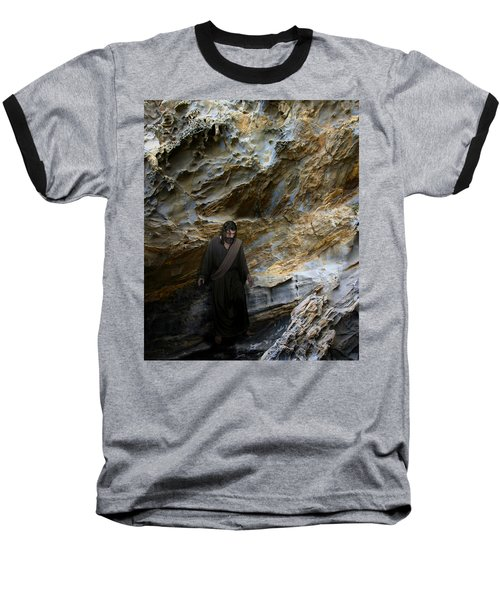 Jesus Christ- You Are My Hiding Place And My Shield Baseball T-Shirt