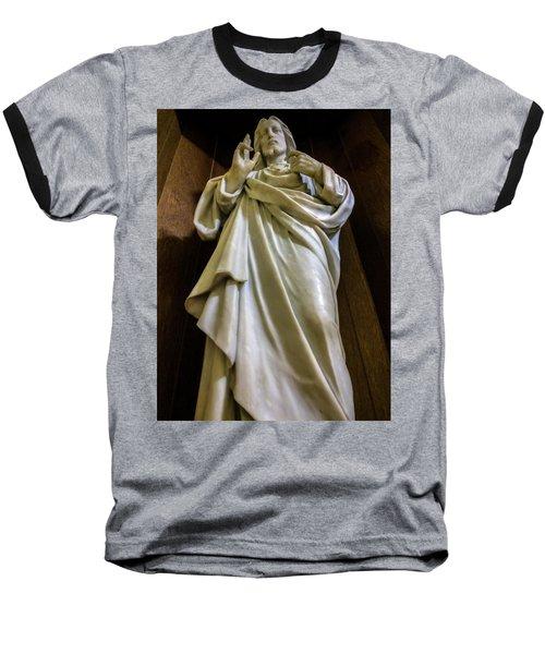 Jesus - Son Of God Baseball T-Shirt