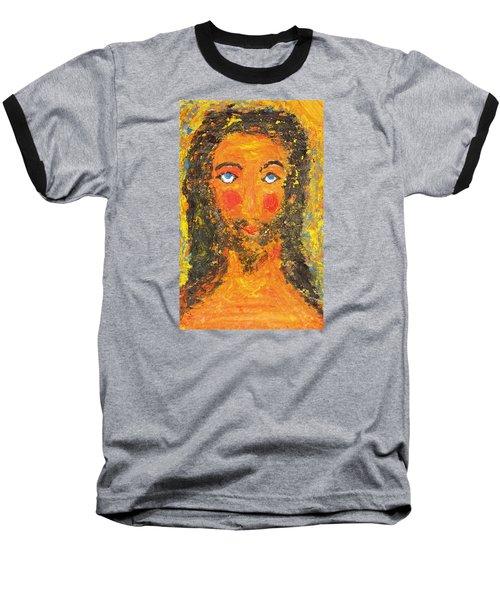 Jesus. Summer. Baseball T-Shirt
