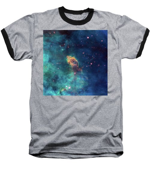 Baseball T-Shirt featuring the photograph Jet In Carina by Marco Oliveira