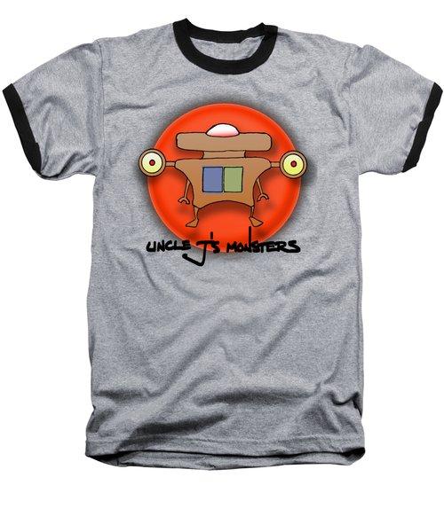 Jet Paq Baseball T-Shirt