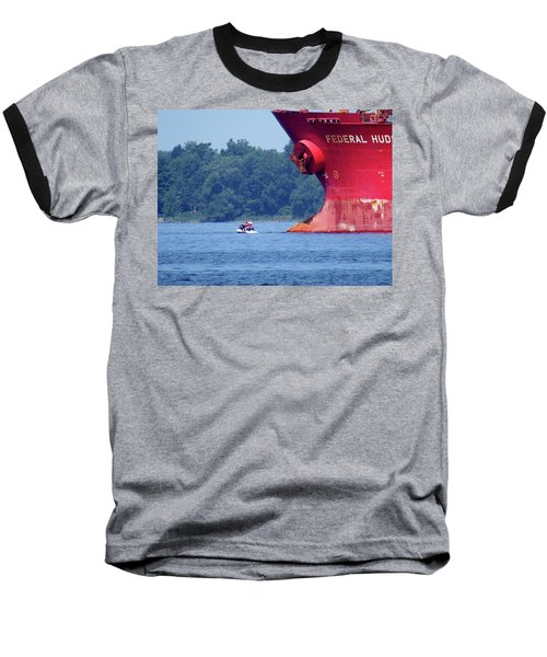 Jet Ski Baseball T-Shirt