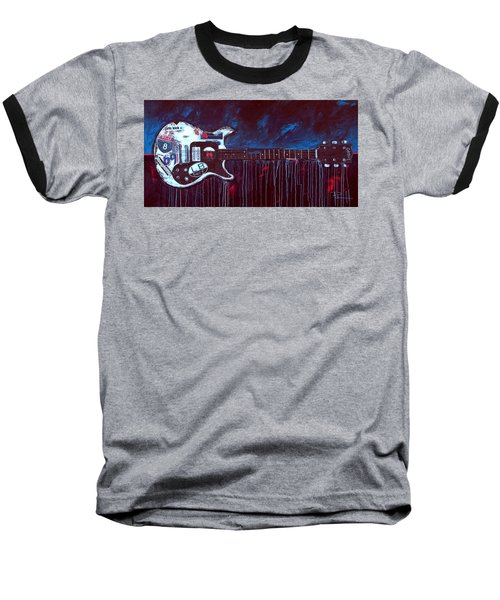 Jett Engine Baseball T-Shirt