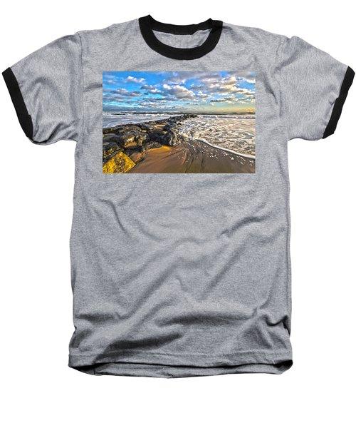 Jetty Four Baseball T-Shirt