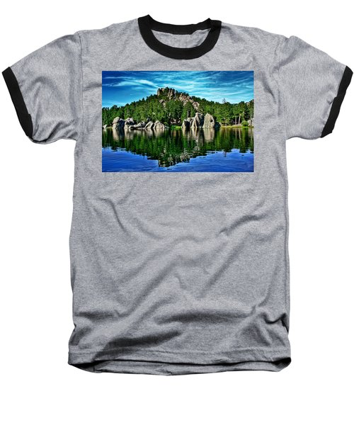 Jewel Of The Black Hills Baseball T-Shirt