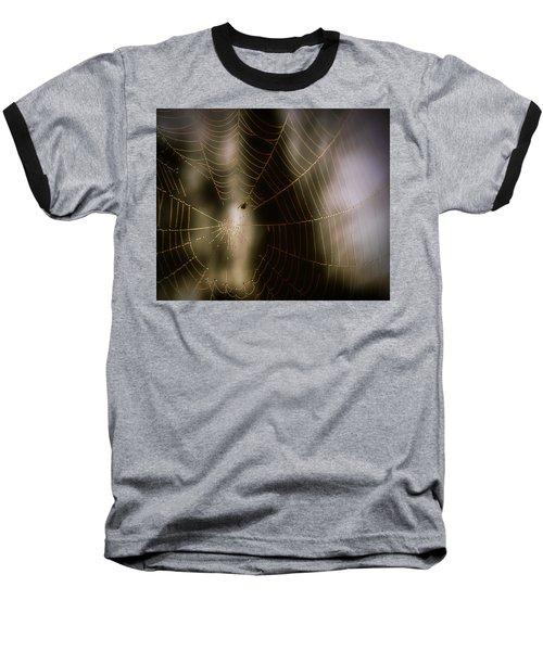 Jeweled Weaver Baseball T-Shirt