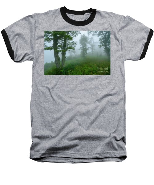Baseball T-Shirt featuring the photograph Jewell Hollow Overlook by Thomas R Fletcher