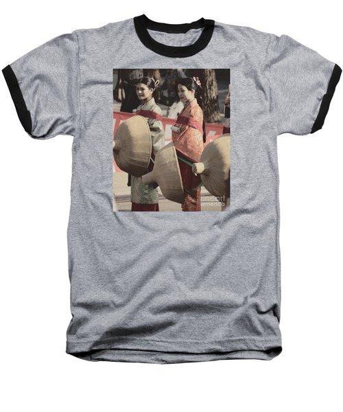 Jidai Matsuri Xi Baseball T-Shirt