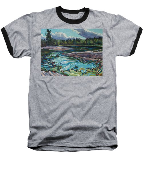 Jim Afternoon Rapids Baseball T-Shirt