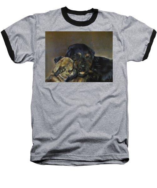 Jim And Ozzy Baseball T-Shirt