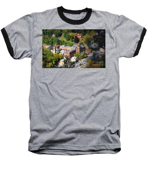 Jim Thorpe Pa Baseball T-Shirt by Cindy Manero