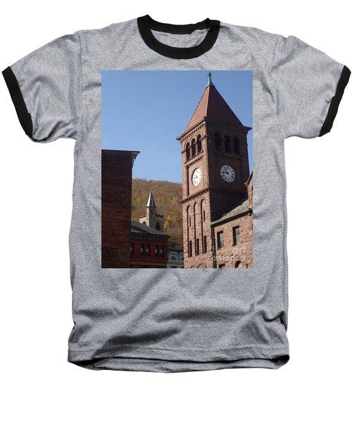Jim Thorpe Rooftops Baseball T-Shirt