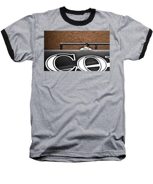 Jim Tracy Rockies Manager Baseball T-Shirt