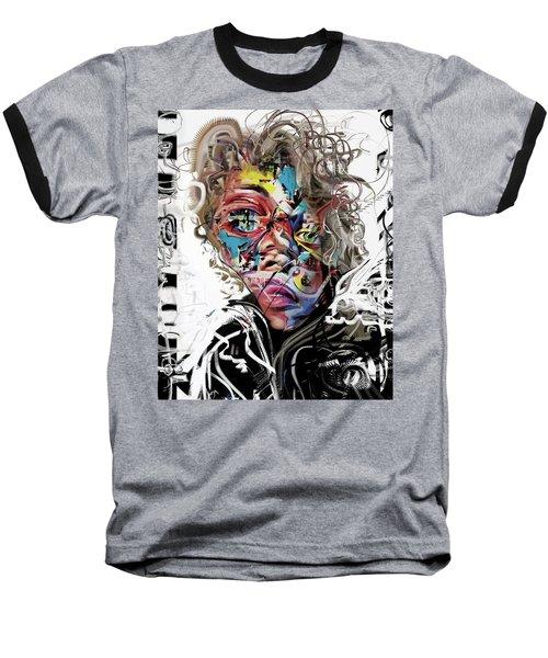 Jimi Hendrix Baseball T-Shirt