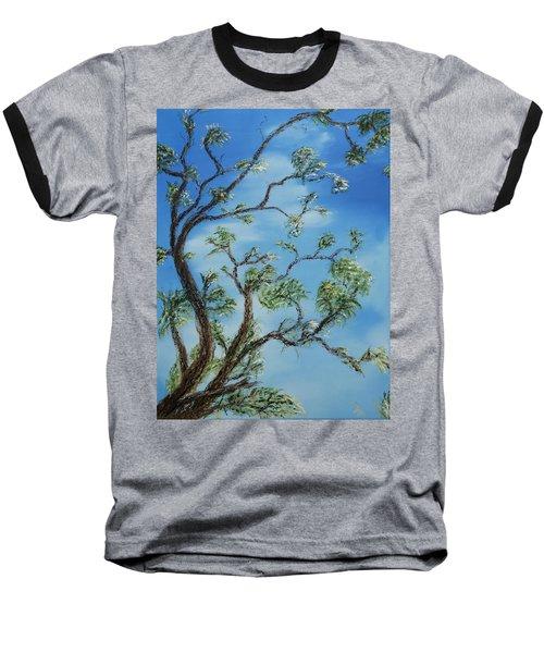 Jim's Tree Baseball T-Shirt