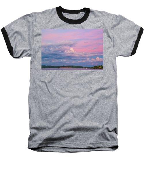 Jocassee 3 Baseball T-Shirt