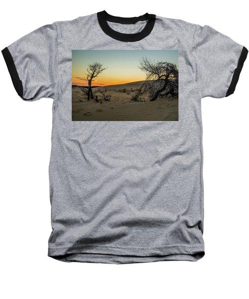 Jockey's Ridge View Baseball T-Shirt