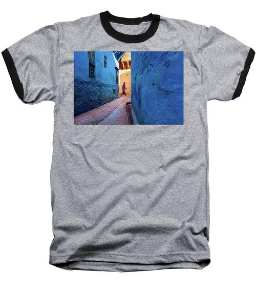 Jodhpur Colors Baseball T-Shirt