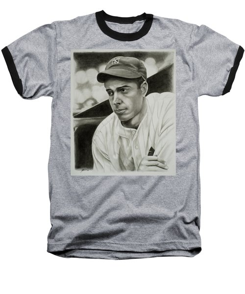 Joe Dimaggio Baseball T-Shirt