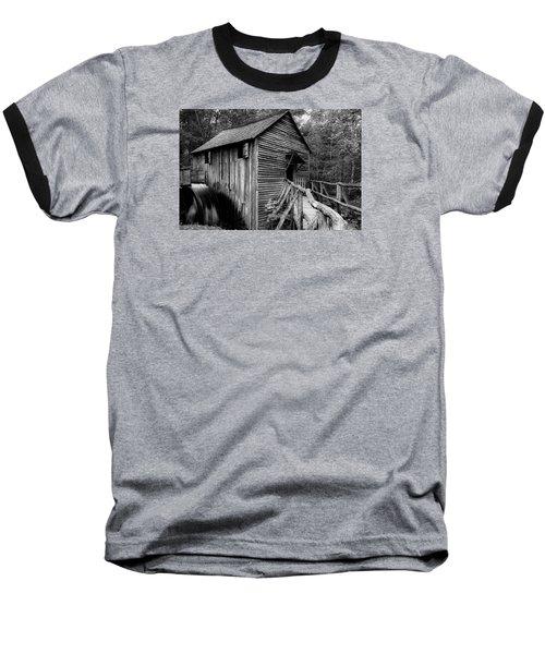 John Cable Grist Mill I Baseball T-Shirt
