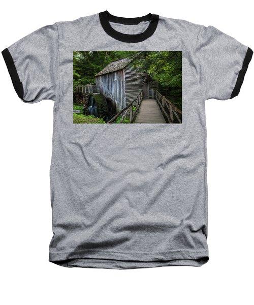 John Cable Mill Baseball T-Shirt by David Cote