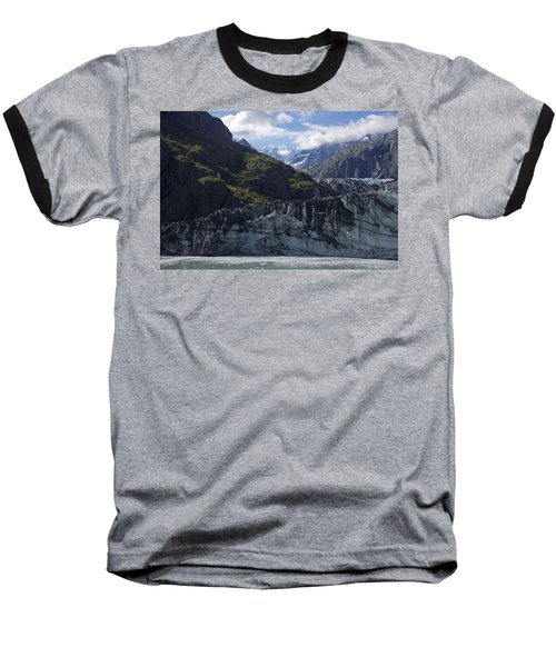 John Hopkins Glacier 15 Baseball T-Shirt