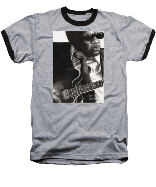 John Lee Hooker Baseball T-Shirt