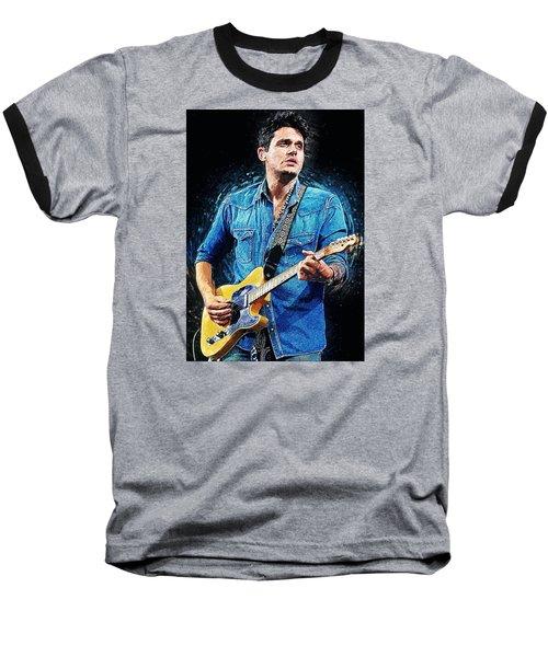 John Mayer Baseball T-Shirt