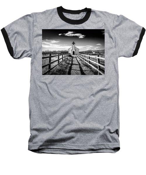 John Mcdougall's Church 002 Baseball T-Shirt