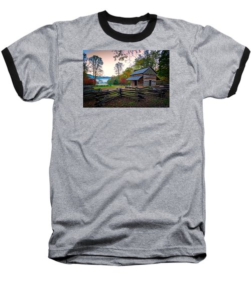 John Oliver Place In Cades Cove Baseball T-Shirt