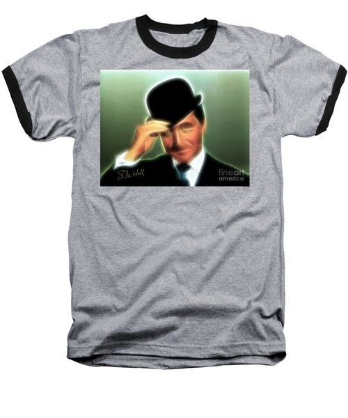 John Steed Baseball T-Shirt