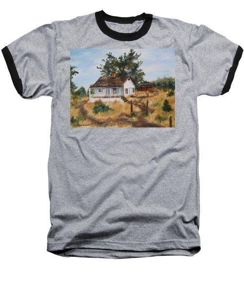 Johnny's Home Baseball T-Shirt