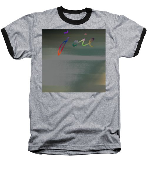 Joie Calm Baseball T-Shirt