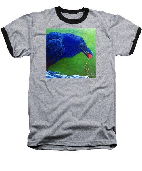Joie De Vivre Baseball T-Shirt