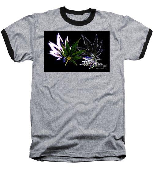 Joint Venture Baseball T-Shirt by Jacqueline Lloyd