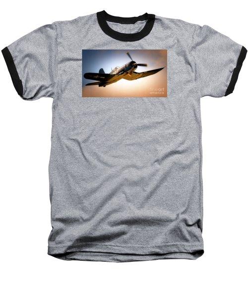 Jolly Roger Sortie Baseball T-Shirt