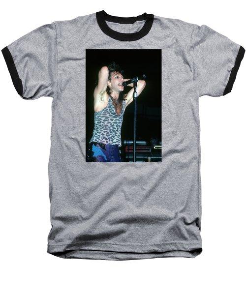 Jon Bon Jovi Baseball T-Shirt