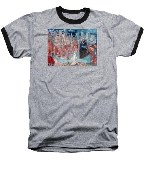 Jonah  Baseball T-Shirt