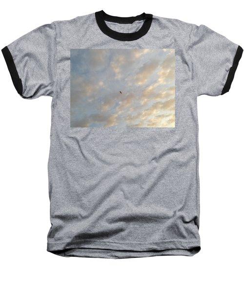 Jonathan Livingston Seagull Baseball T-Shirt