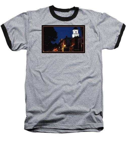 Joneborough Tennessee 11 Baseball T-Shirt by Steven Lebron Langston