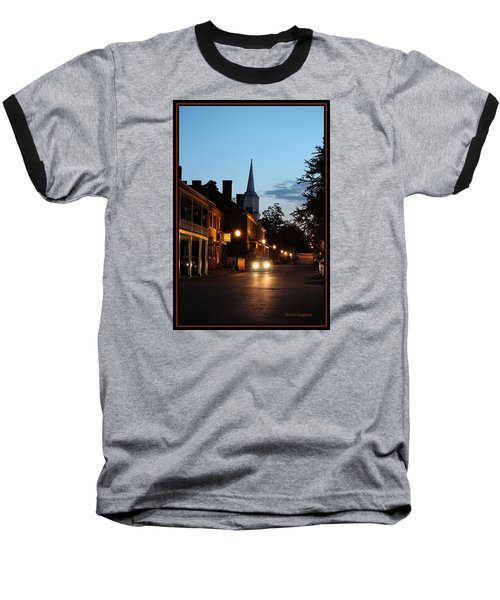 Jonesborough Tennessee 10 Baseball T-Shirt by Steven Lebron Langston