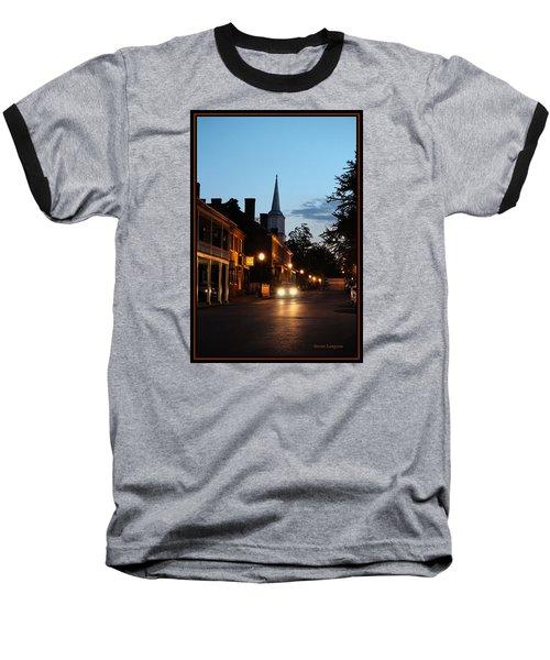 Jonesborough Tennessee 10 Baseball T-Shirt