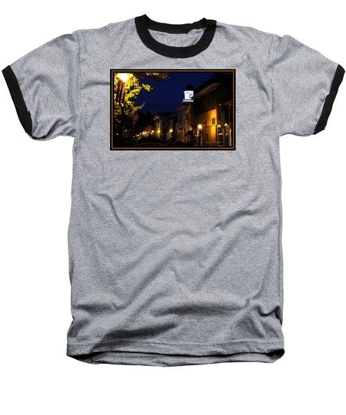 Jonesborough Tennessee 13 Baseball T-Shirt by Steven Lebron Langston