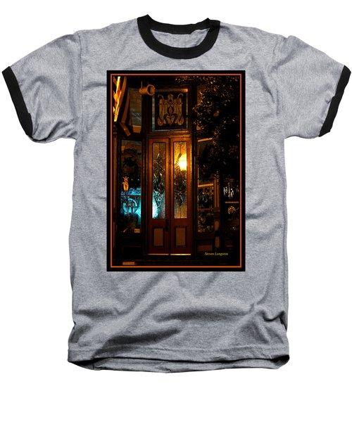Jonesborough Tennessee 14 Baseball T-Shirt by Steven Lebron Langston