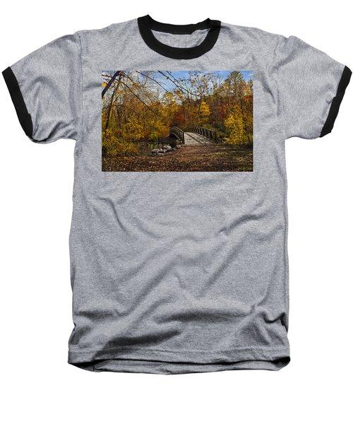 Jordan Park Bridge Baseball T-Shirt