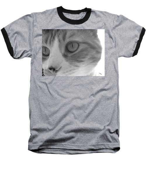 Jordi Girl Baseball T-Shirt